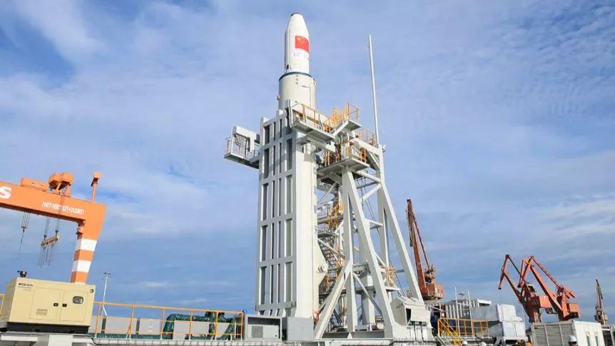 烟台513,保障有力!一箭七星,我国首次海上航天发射成功