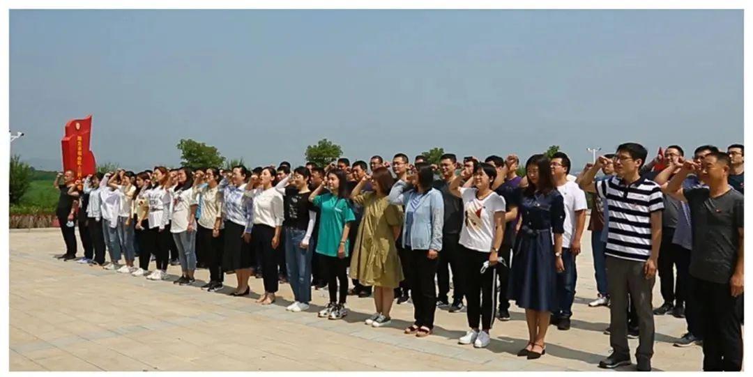"""福山区机关工委赴""""三同""""党性教育基地培训"""